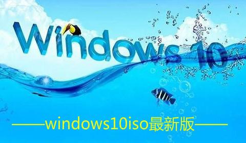 windows10iso最新版