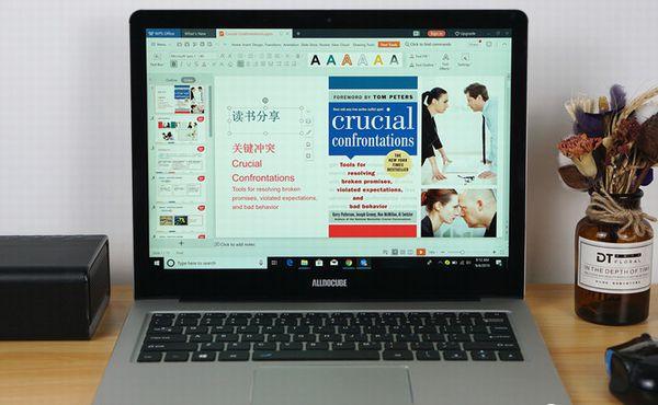 酷比魔方KBook笔记本怎么重装系统win10